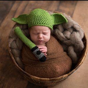 Other - Crochet Star Wars Costume Star Wars Yoda Costume